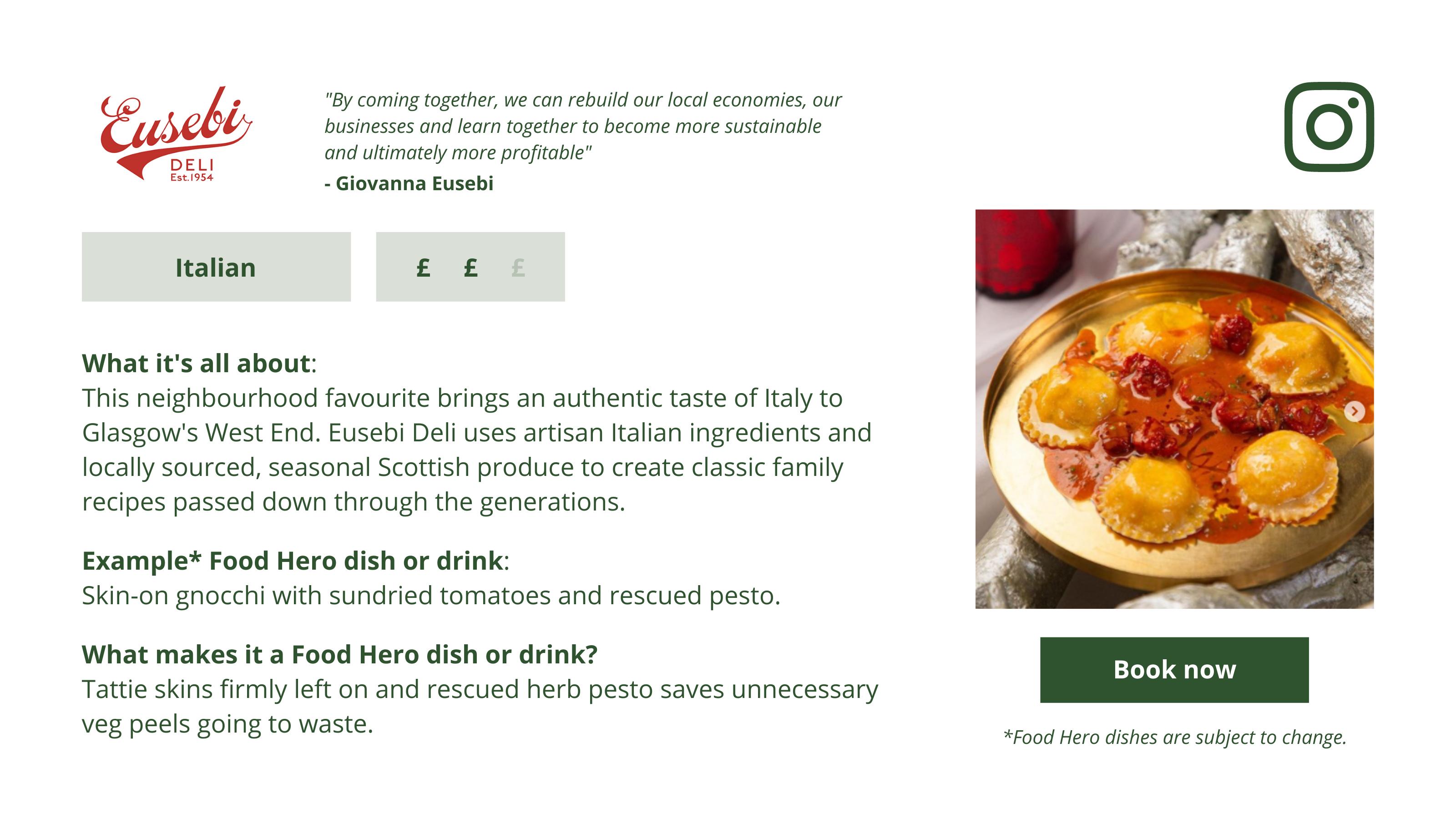 Cuisine Italian