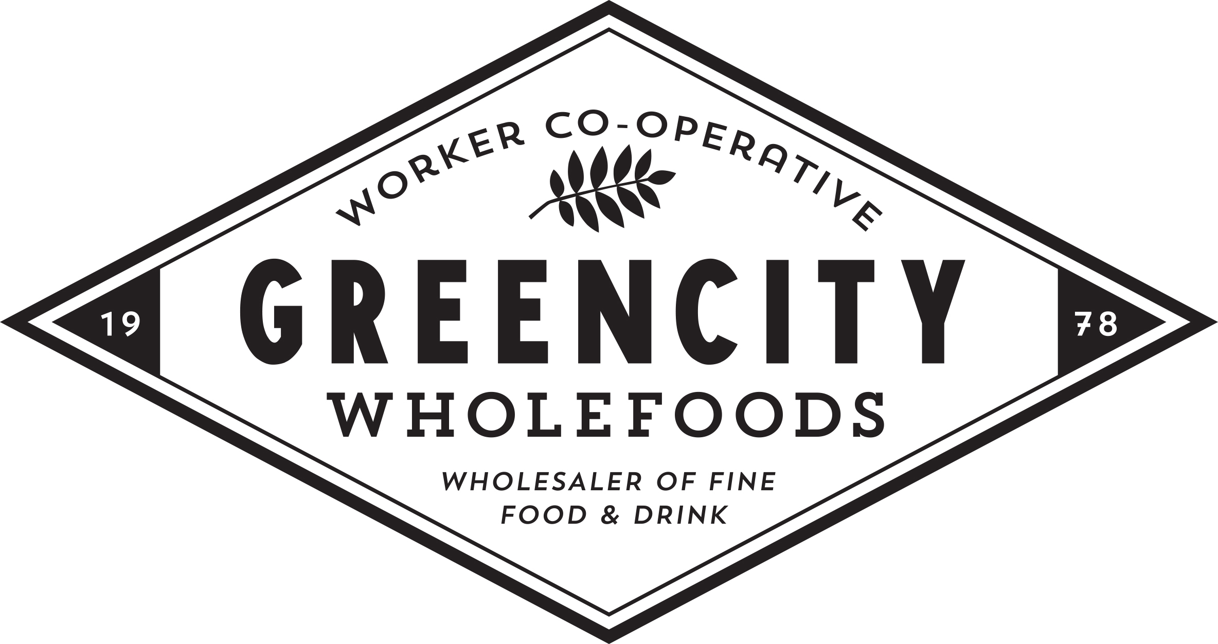 Greencity Logo Black